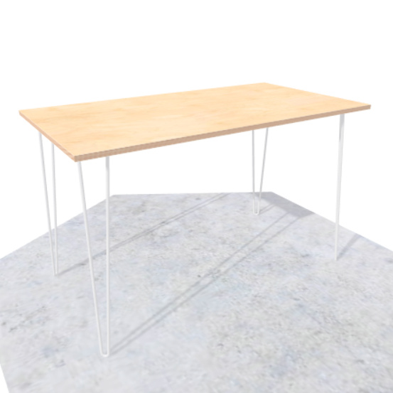 Hairpin Table
